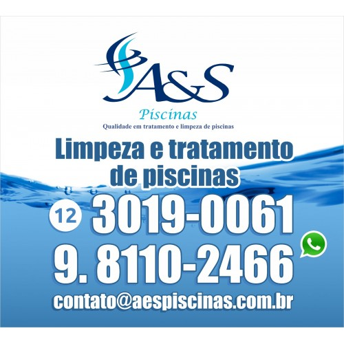 A&s Limpeza De Piscinas
